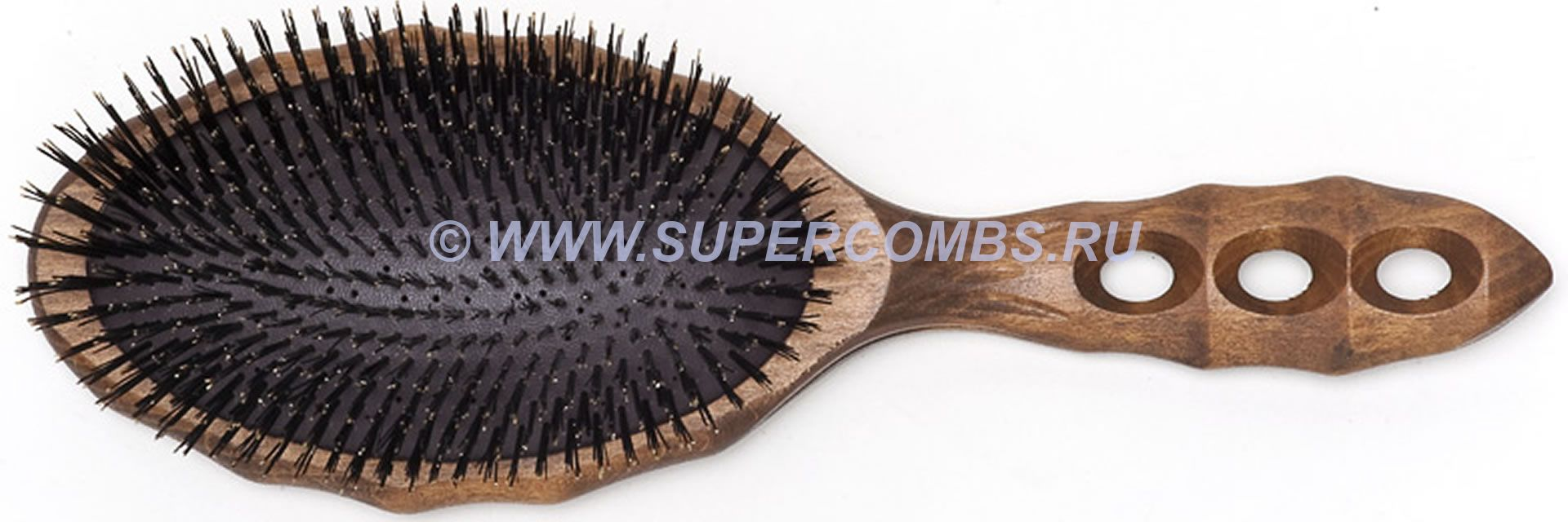 Щётка Y.S.Park 120CS1 Tortoise Brush, 11 рядов