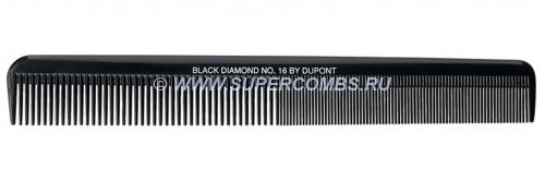 Расчёска Black Diamond #16 Long Stylist Comb