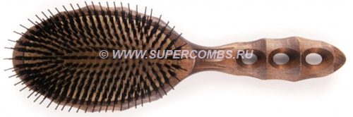 Щётка Y.S.Park 90CS2 Tortoise Brush, 11 рядов