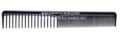 Расчёска Black Diamond #321 Vent Styler Comb