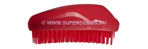 Щётка Tangle Teezer The Original Thick & Curly, Salsa Red, красная