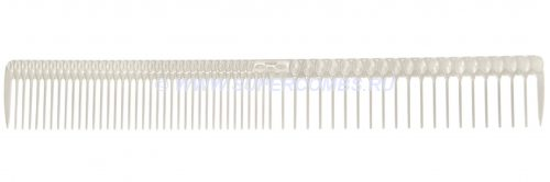 Расчёска Primp 822 Dry Cut Comb Long, длинная, белая