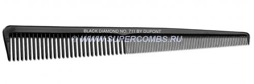 Расчёска Black Diamond #711 Tapered Barber Comb